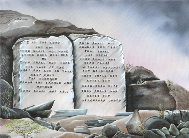 The Ten Commandments list: What are the Ten Commandments?